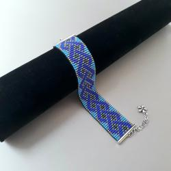 branoletka tkana,na prezent, - Bransoletki - Biżuteria